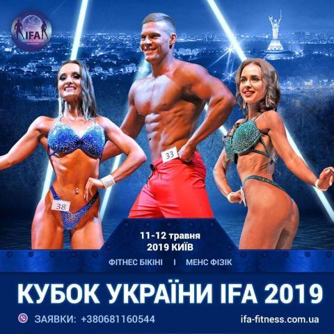 Кубок Украины по бодибилдингу 2019